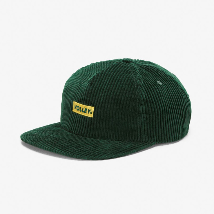 Volley NON Green Corduroy Hat  2