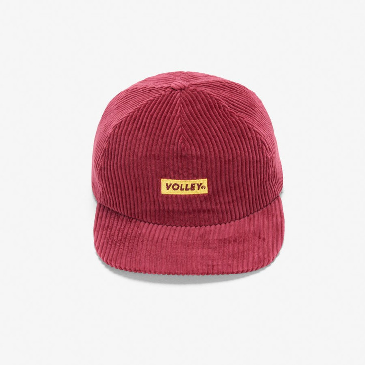 Volley NON Red Corduroy Hat  0