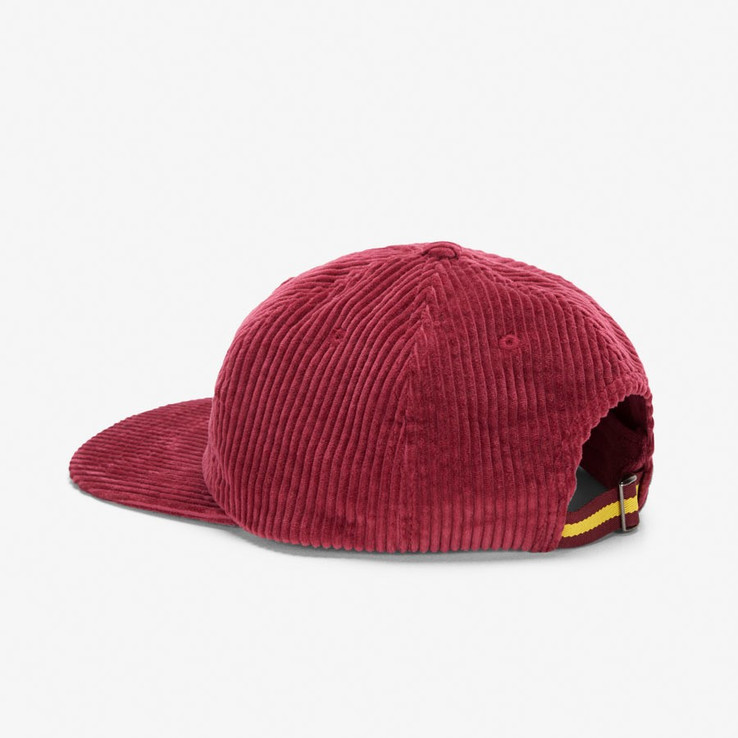 Volley NON Red Corduroy Hat  3