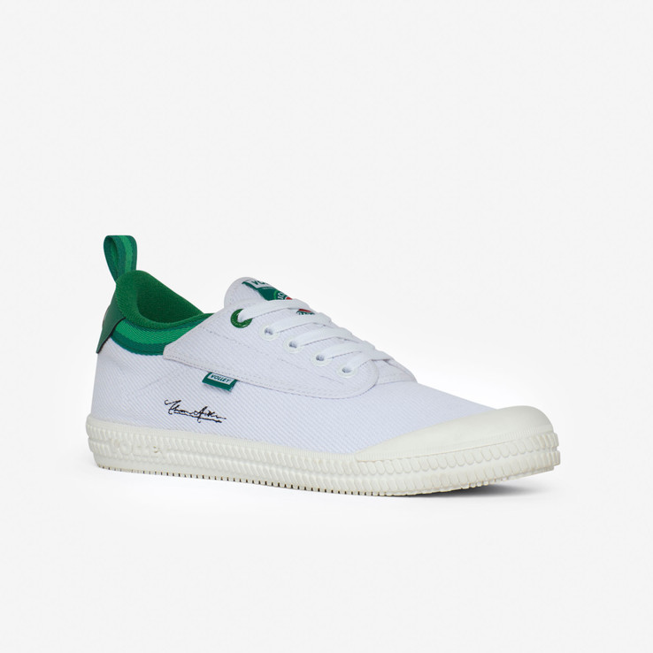 Volley UnisexAdult White VB x Volley Heritage Low  2