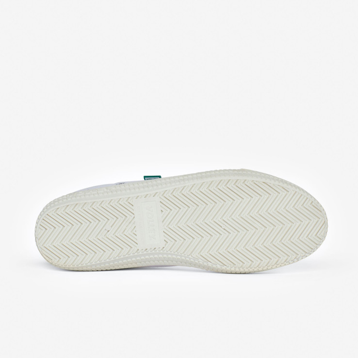 Volley UnisexAdult White VB x Volley Heritage Low  3