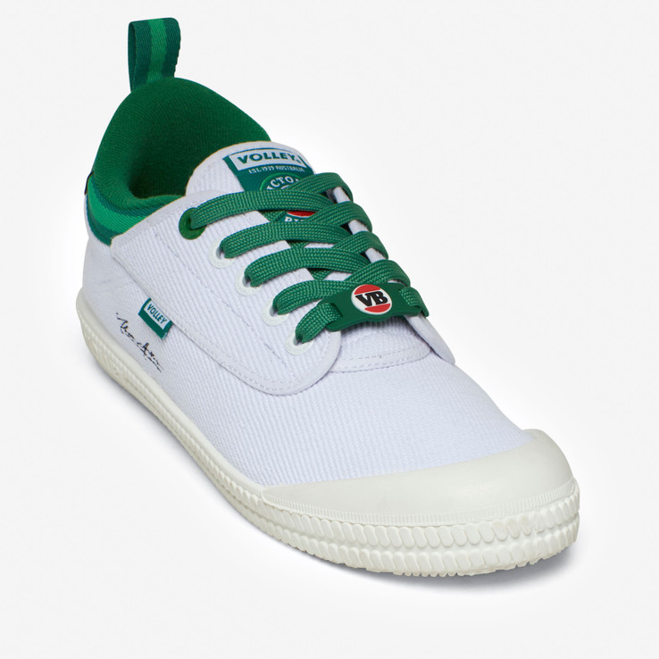 Volley UnisexAdult White VB x Volley Heritage Low  7