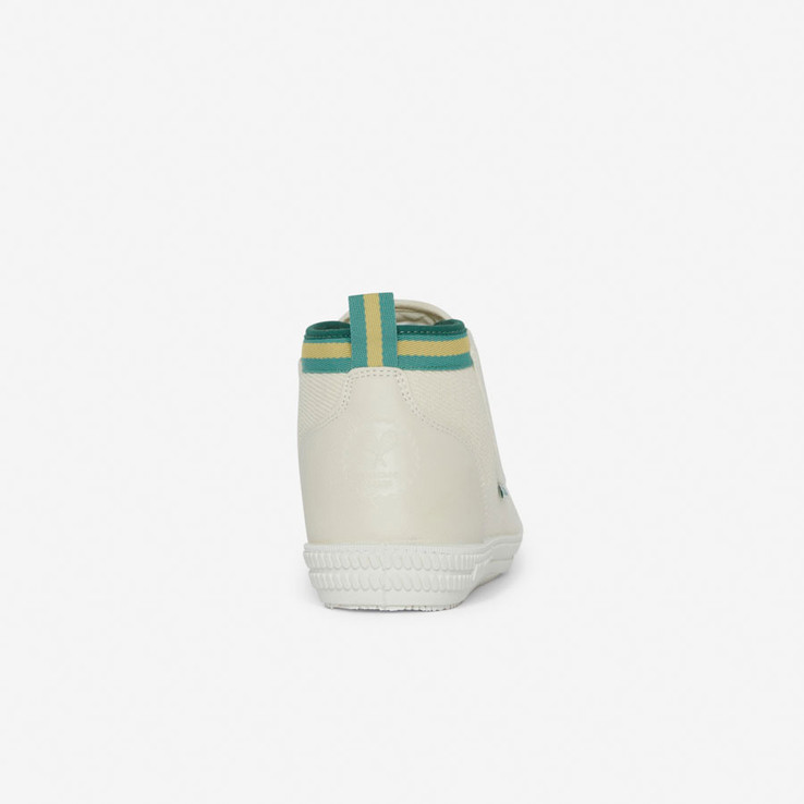Volley UnisexAdultHeritage High Vintage White/Green/Gold   1