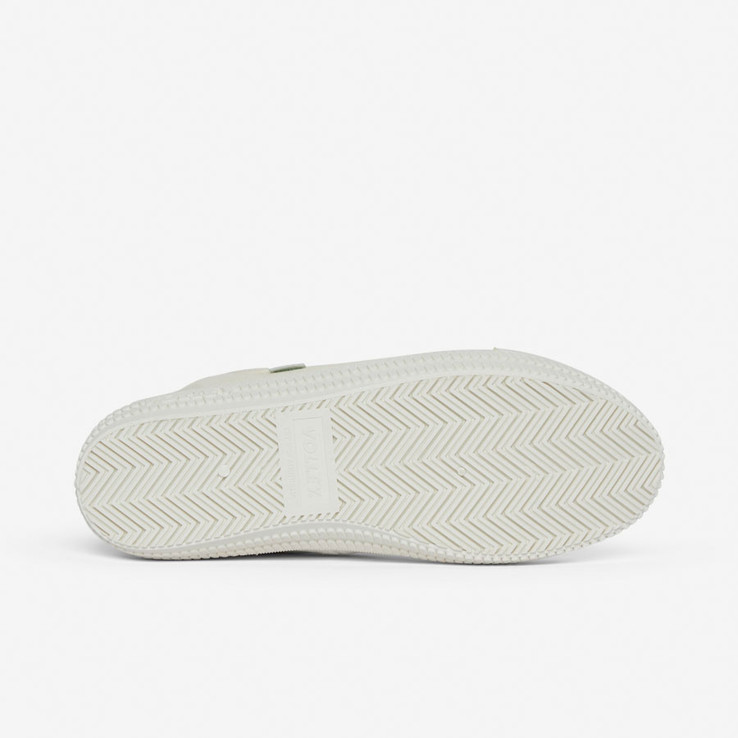 Volley UnisexAdultHeritage High Vintage White/Green/Gold   3