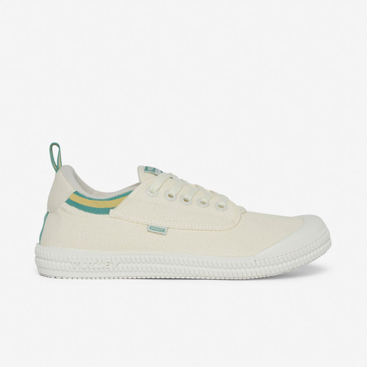 Volley UnisexAdultHeritage Low Vintage White/Green/Gold   0