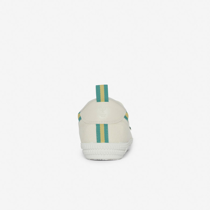 Volley UnisexAdultHeritage Low Vintage White/Green/Gold   1