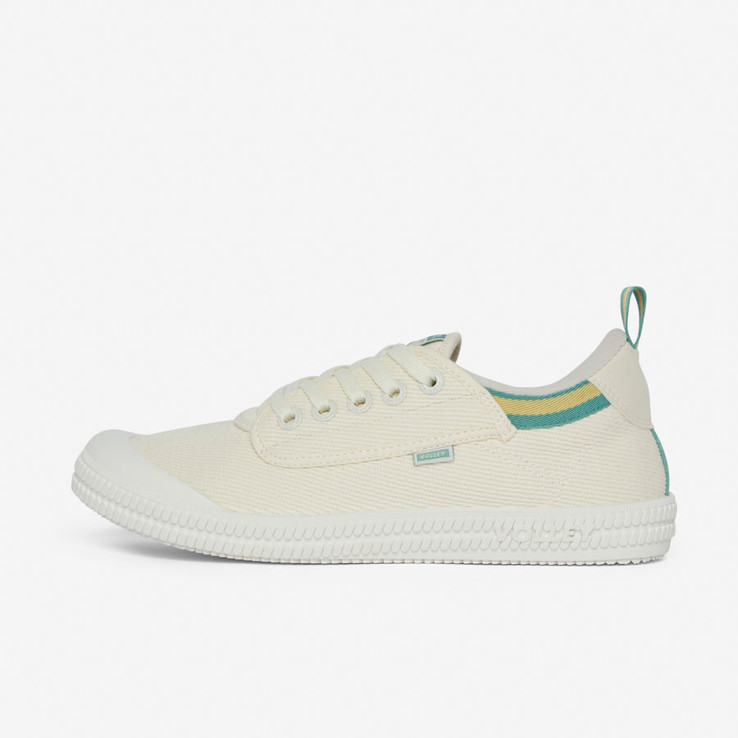 Volley UnisexAdultHeritage Low Vintage White/Green/Gold   6