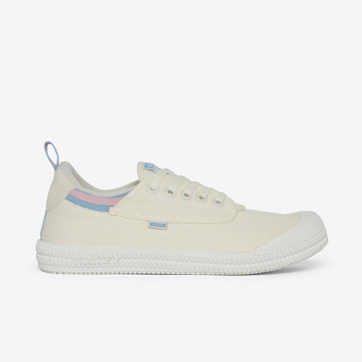 Volley UnisexAdultHeritage Low Vintage White/Blue/Rose   0