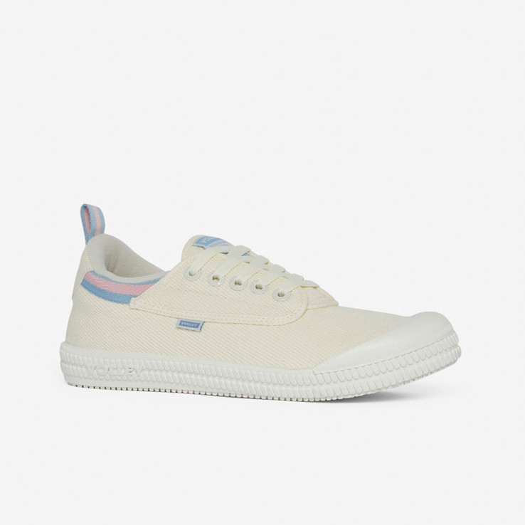 Volley UnisexAdultHeritage Low Vintage White/Blue/Rose   2
