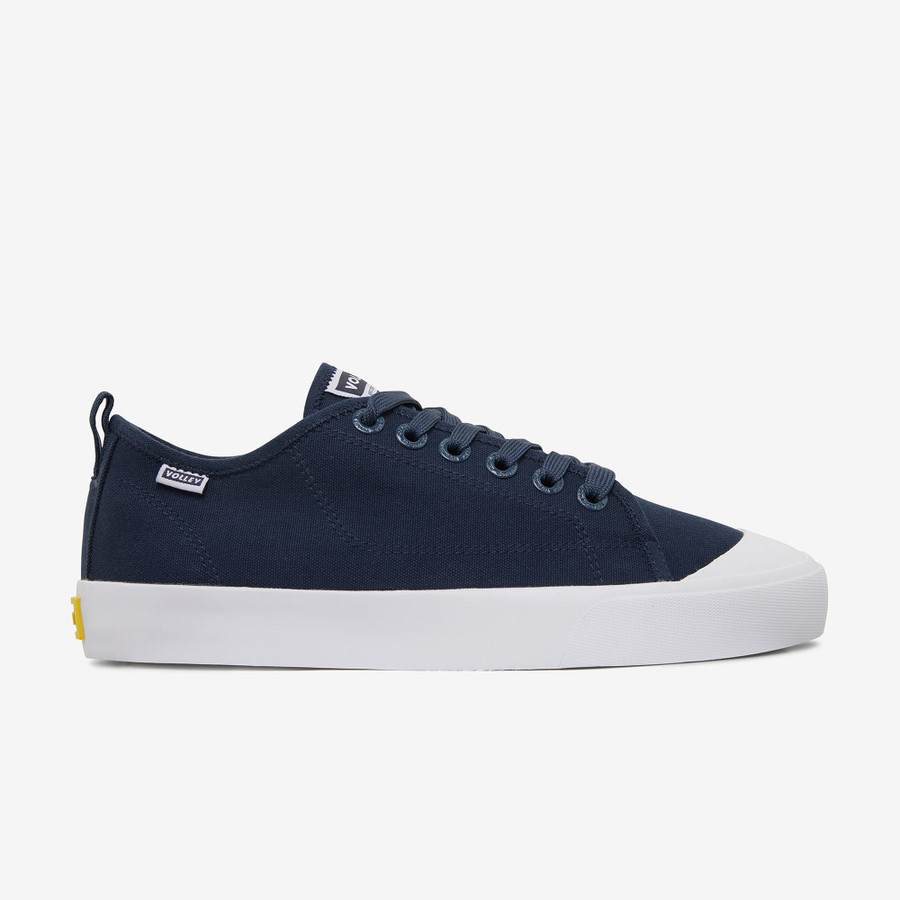 Volley Deuce Low Navy/White
