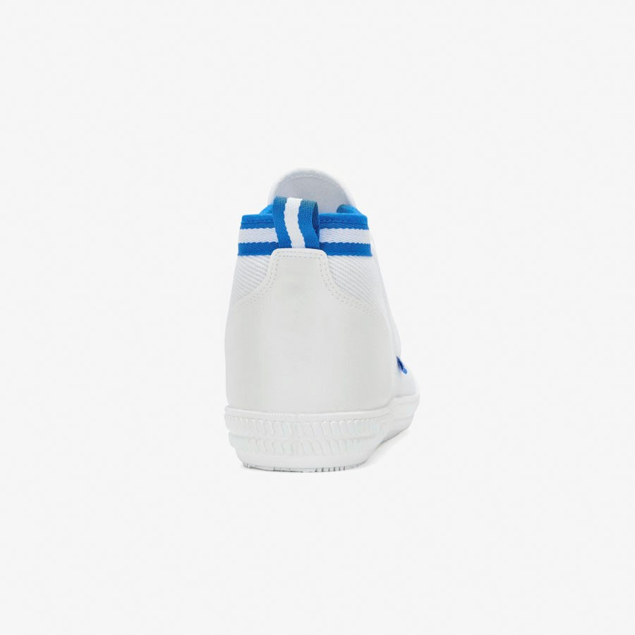 Volley Heritage High White/Blue