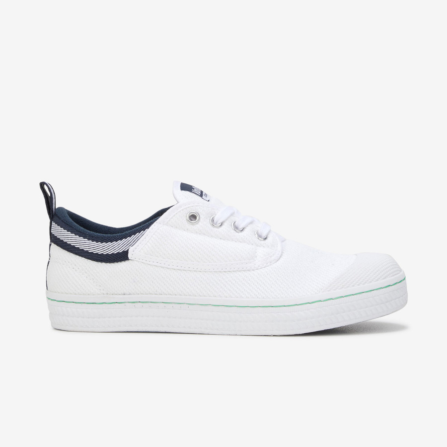 Volley Classic Canvas White/Navy