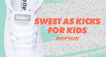 Sweet As Kicks for Kids Shop Now