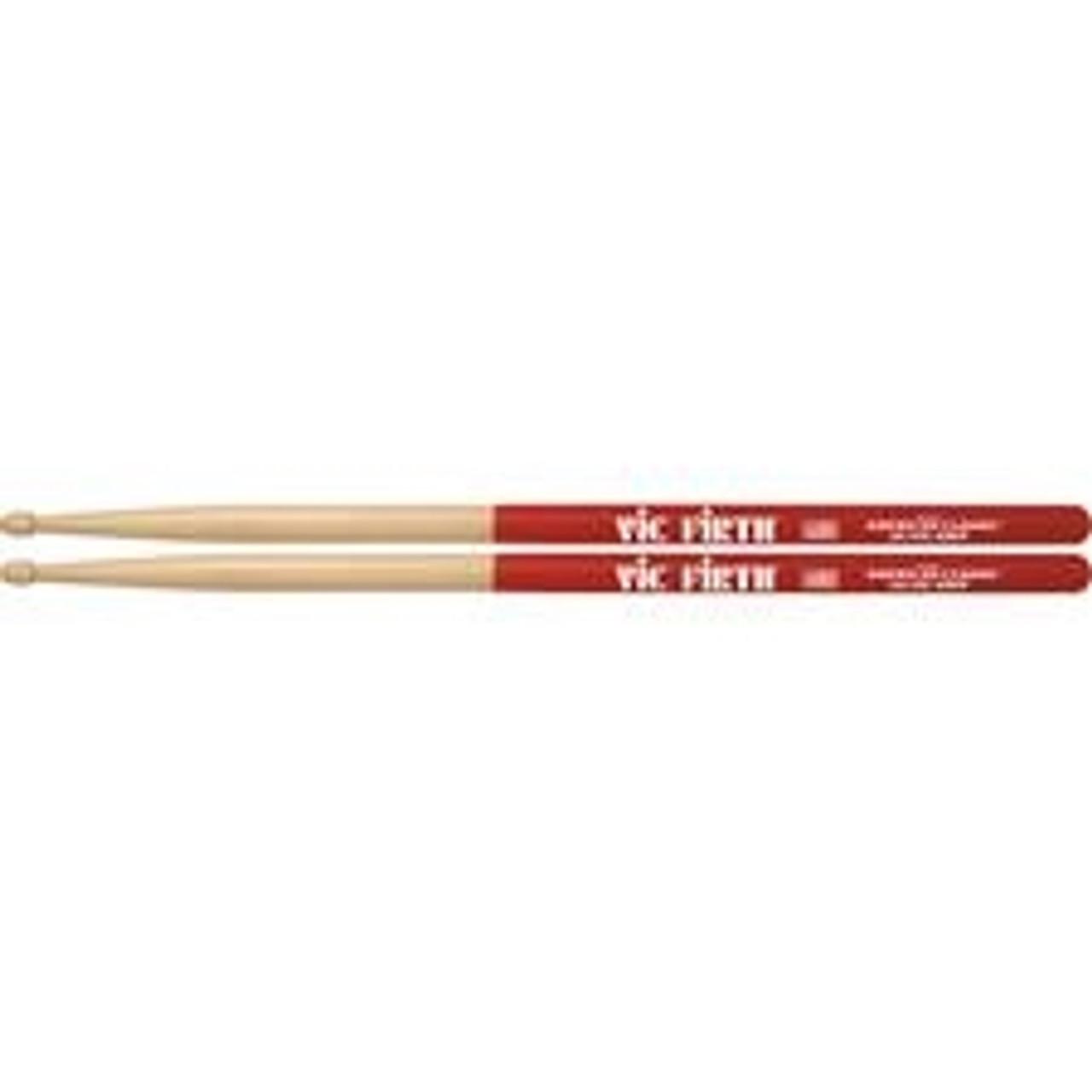 Vic Firth 5AVG 5A sticks w//Vic Grip