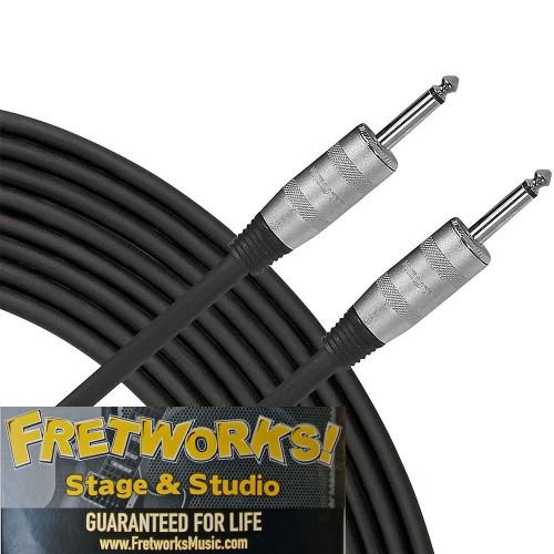 Fretworks! Stage & Studio 50' Speaker Cable