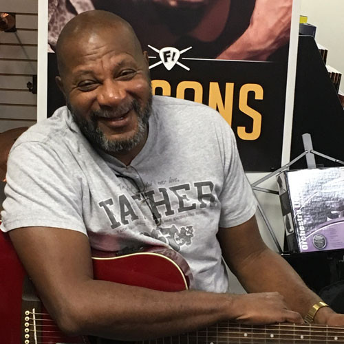 Bluffton Piano & Guitar Lessons Monthly Tuition - Melvin