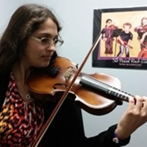 Yuma Violin & Clarinet Lessons Monthly Tuition - Elizabeth