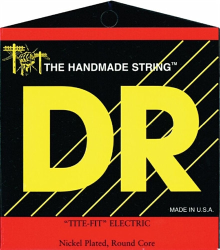 DR Tite-Fit Electric Guitar Strings - 9's