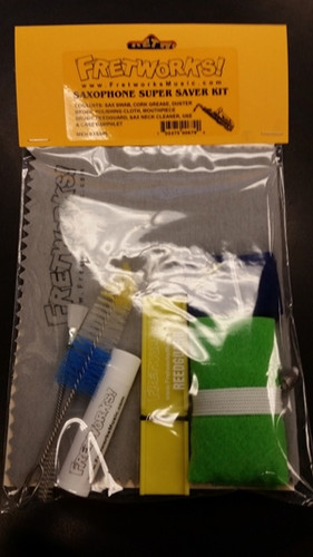 Players Saxophone Care Kit