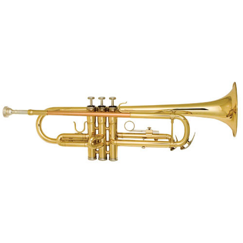 Palatino Bb Trumpet with Case