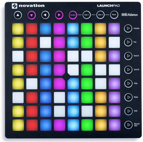 Novation Launchpad Mk2 MIDI Grid Controller