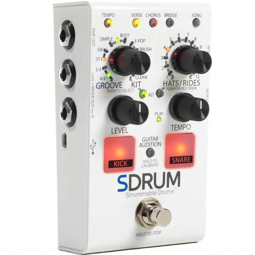 DigiTech SDRUM Strummable Drums Pedal