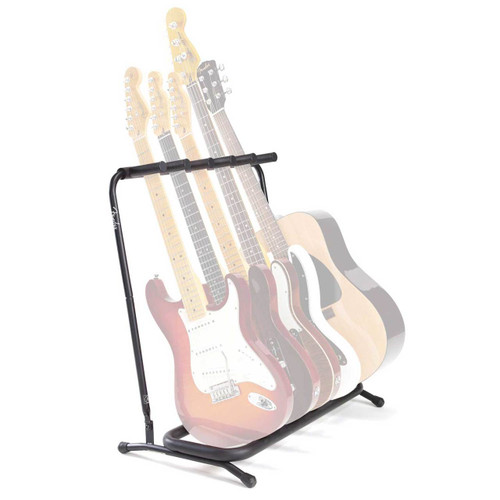 Fender Multi-Guitar Folding Stand (5-space)