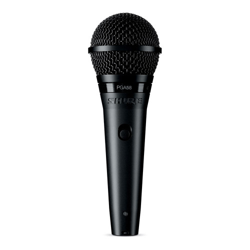 Shure PG ALTA 58 Dynamic Vocal Microphone