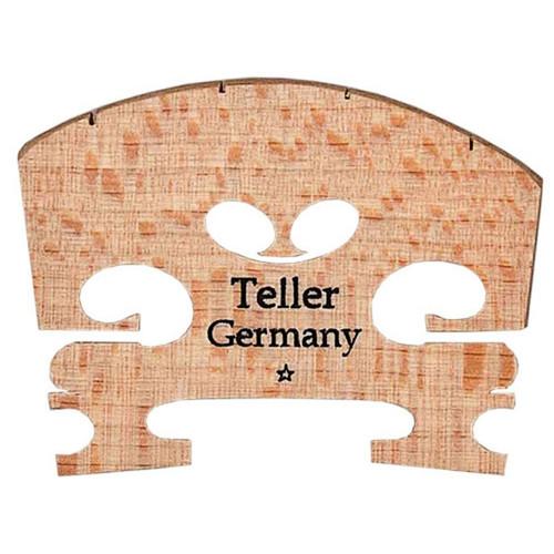 Aubert Teller 1/2-Size Fitted Violin Bridge