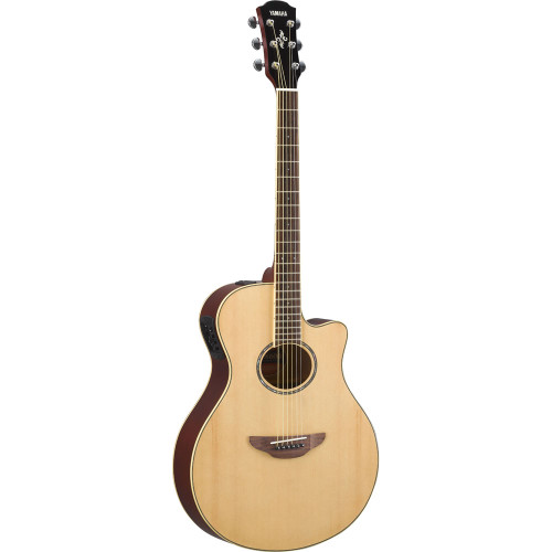Yamaha APX600 Thinline - Natural