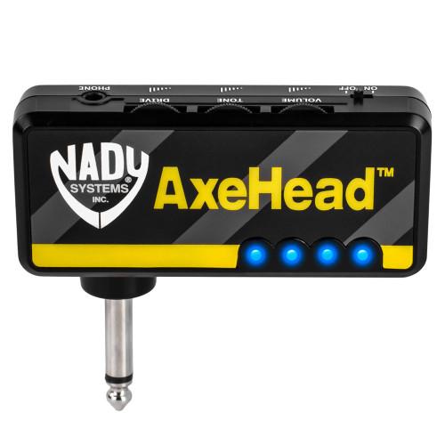 Nady AxeHead Mini Headphone Guitar Amplifier