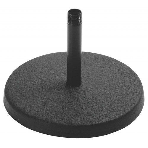 On-Stage Microphone Desk Stand - Fixed Height