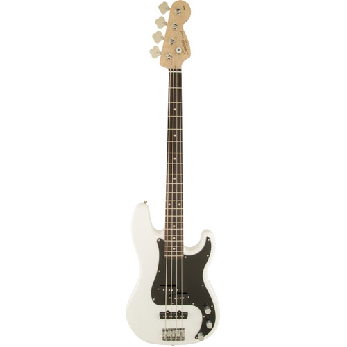 Squier Affinity Precision Bass PJ - Olympic White