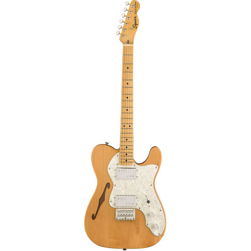 Squier Classic Vibe '70s Telecaster Thinline - Natural