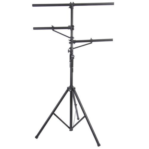 On-Stage 10' Lighting Stand with Side Bars