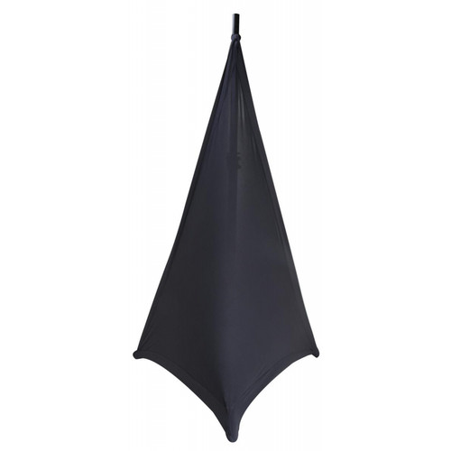 On-Stage Speaker Stand Skirt - Black