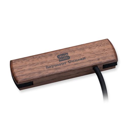Seymour Duncan Woody Single Coil Soundhole Pickup - Walnut
