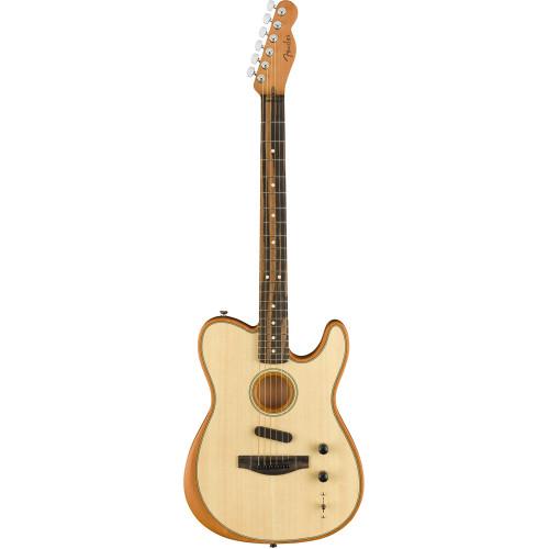 Fender American Acoustasonic Telecaster - Natural