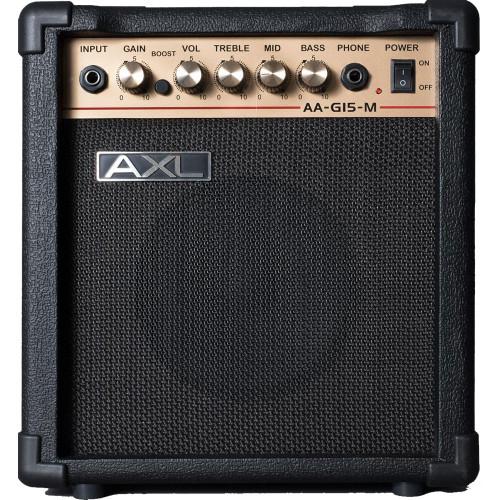 AXL 15-watt Electric Guitar Amplifier