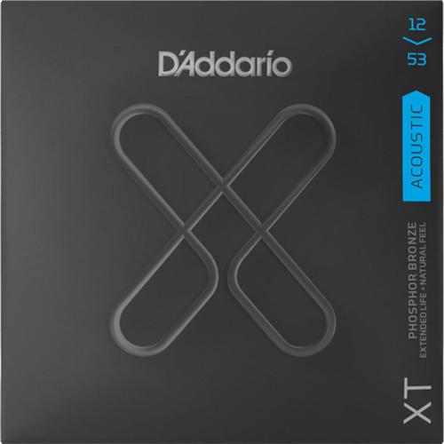 D'Addario XT Acoustic Phosphor Bronze Set - 12's