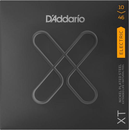D'Addario XT Regular Light Electric Set - 10's