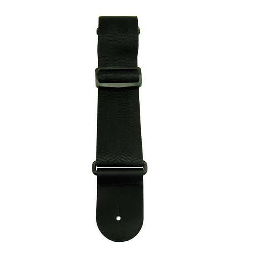 """Henry Heller 2"""" Seat Belt Strap - Black"""