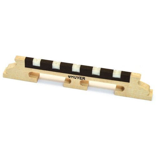 Grover Acousticraft 5-String Banjo Bridge - 5/8""