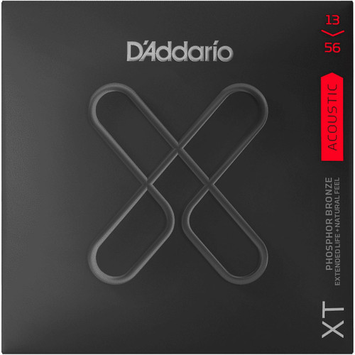 D'Addario XT Acoustic Phosphor Bronze Medium Set - 13's