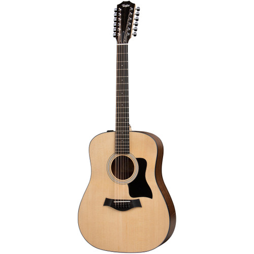Taylor 150e 12-String Acoustic/Electric Guitar with Soft Case