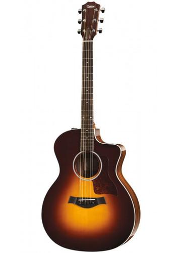 Taylor 214ce Deluxe Acoustic/Electric - Sunburst