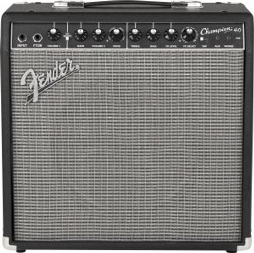 Fender Champion 40 Combo Guitar Amplifier