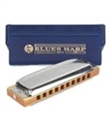 Hohner Blues Harp - A