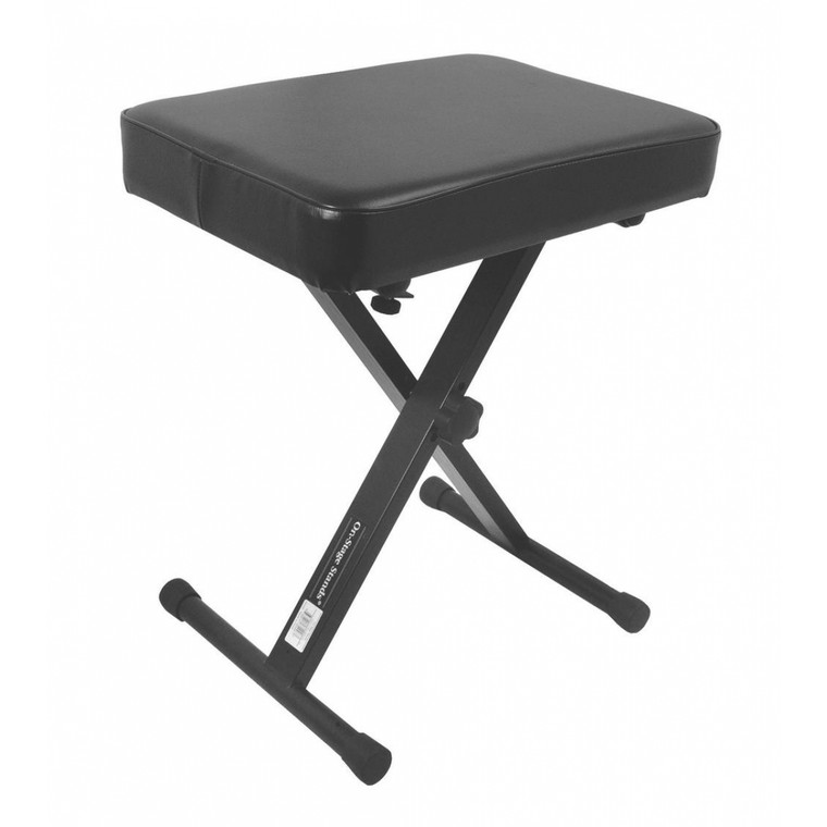 On-Stage 3-Position Keyboard Bench