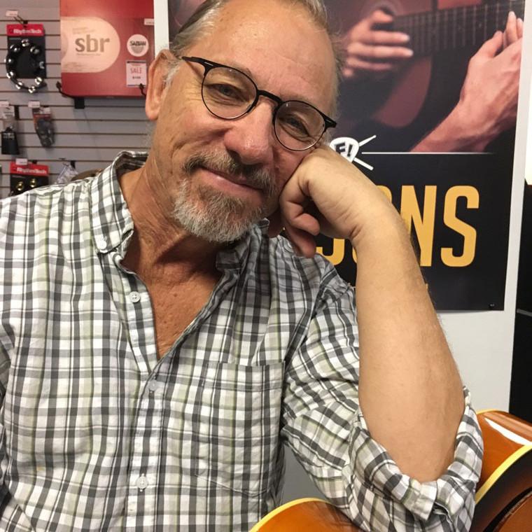 Bluffton Guitar, Mandolin & Ukulele Lessons Monthly Tuition - Thom